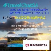 #TravelChatSA nr 66